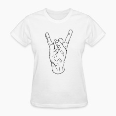 The Horns Women's T-Shirts