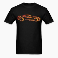 Car Art T-Shirts
