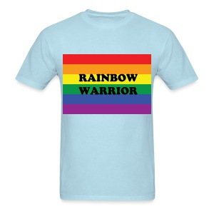 Rainbow Warrior - Men's T-Shirt