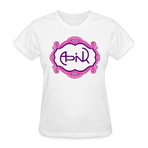 A Pink - Snow Pink - Women's T-Shirt