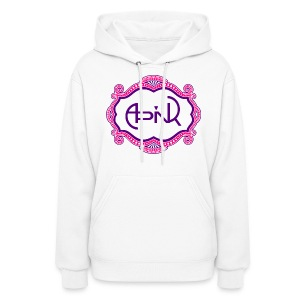 A Pink - Snow Pink - Women's Hoodie
