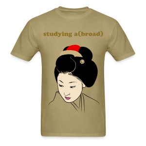 Studying Abroad - Men's T-Shirt