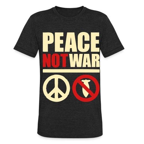 pnotwar - Unisex Tri-Blend T-Shirt