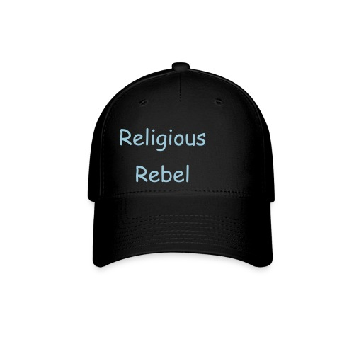 Religious Rebel Hat - blue - Baseball Cap