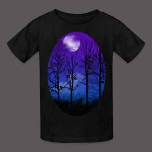 OWLMOON - Kids' T-Shirt