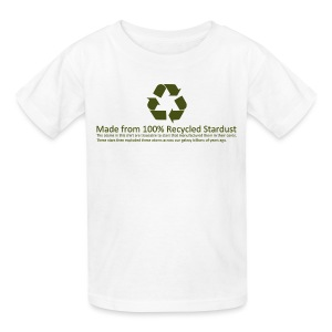 Recycled Stardust - Kids' T-Shirt