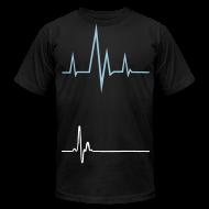 T-Shirts ~ Men's T-Shirt by American Apparel ~ Before Dawn