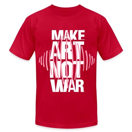 Picture is a Poem - Men's Fine Jersey T-Shirt