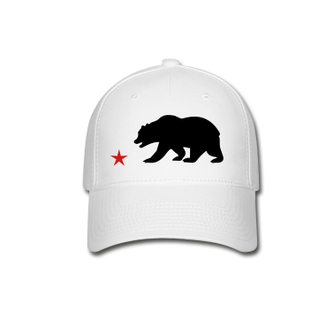 California Bear Cap