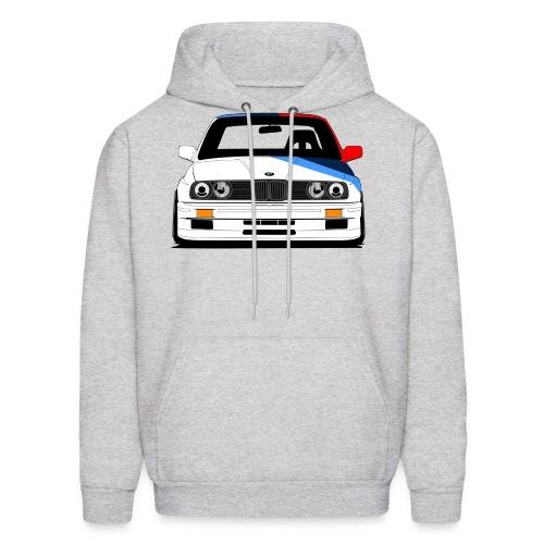 Classic Racer: DTM E30 M3 Hooded Sweatshirt - Men's Hoodie