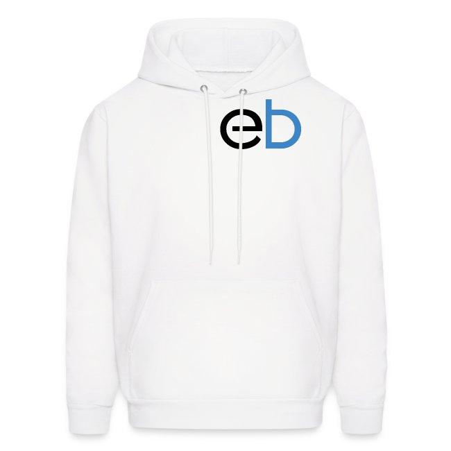 Classic EB Hoodie (white) - Men's