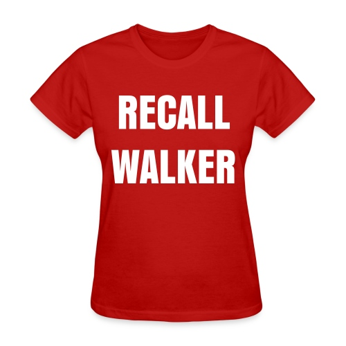 Recall Walker Women's T - Women's T-Shirt