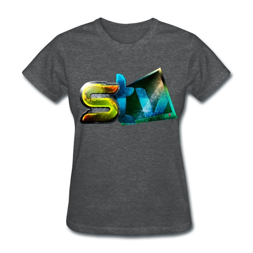 Ladies Short Sleeve (Big logo) - Women's T-Shirt