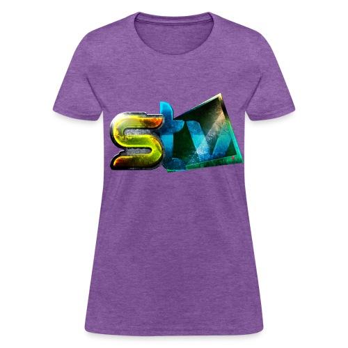 Ladies Short Sleeve (Big logo) - Women's T-Shirt