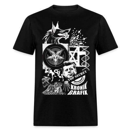 Konspire - Men's T-Shirt