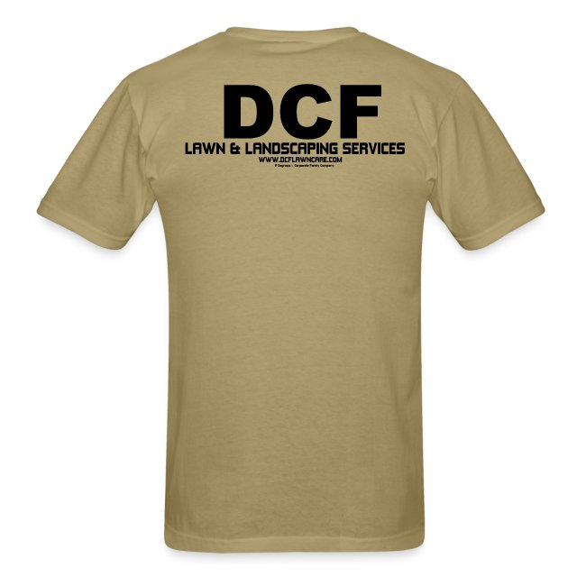 SDagrapp Clothing® | DCF Lawn & Landscaping Crew Collection