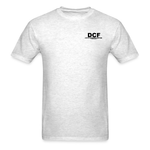 SDagrapp Clothing® | DCF Lawn & Landscaping Crew Collection - Men's T-Shirt