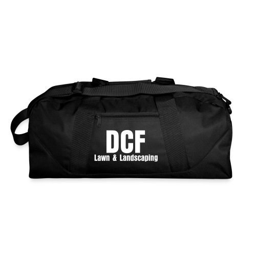SDagrapp Clothing® | DCF Lawn & Landscaping Crew Collection - Duffel Bag