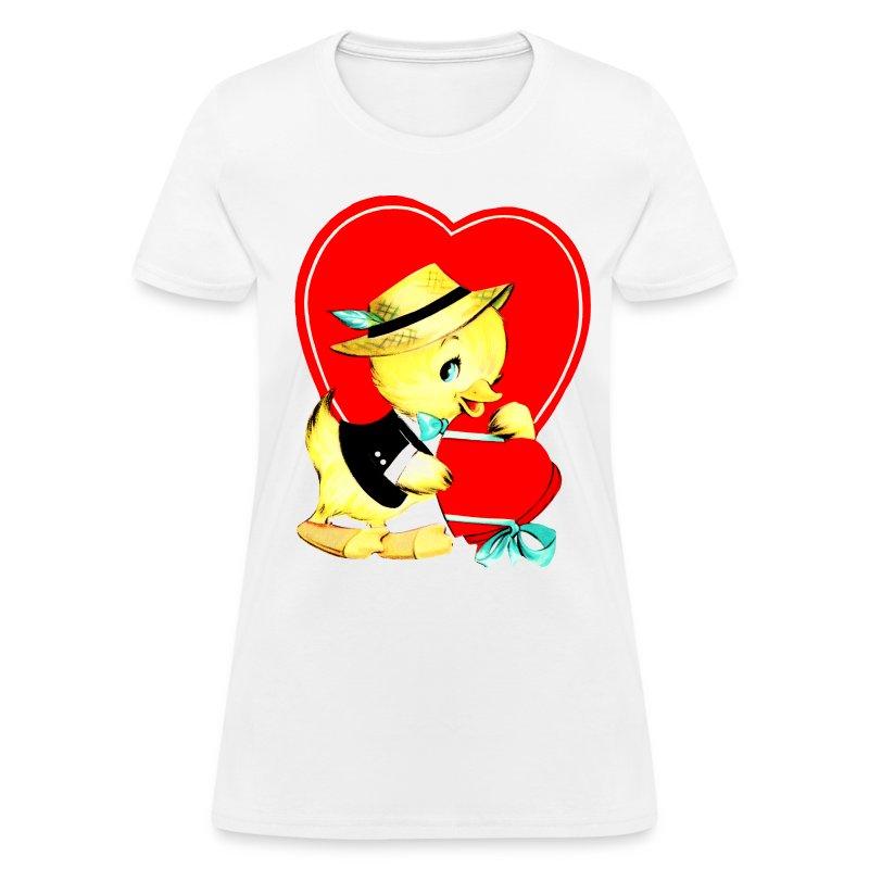 Love Ducky - Women's T-Shirt