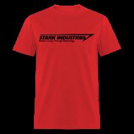T-Shirts ~ Men's T-Shirt ~ Stark Industries