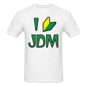 I Love JDM - Men's T-Shirt