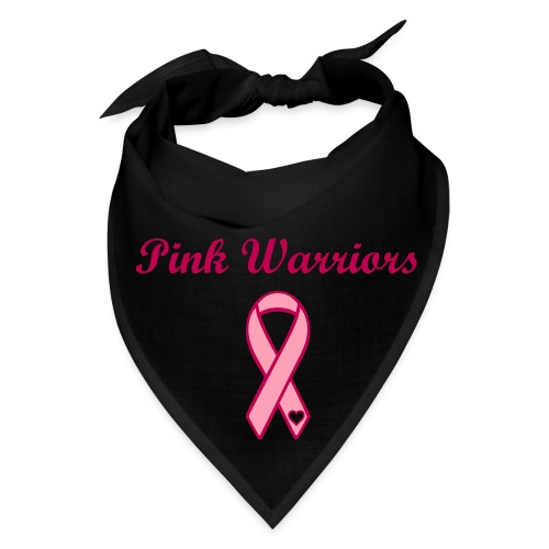 Tri County Pink Warriors Bandana - Bandana