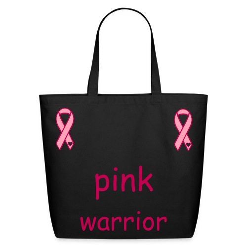 Tri County Pink Warriors Tote - Eco-Friendly Cotton Tote