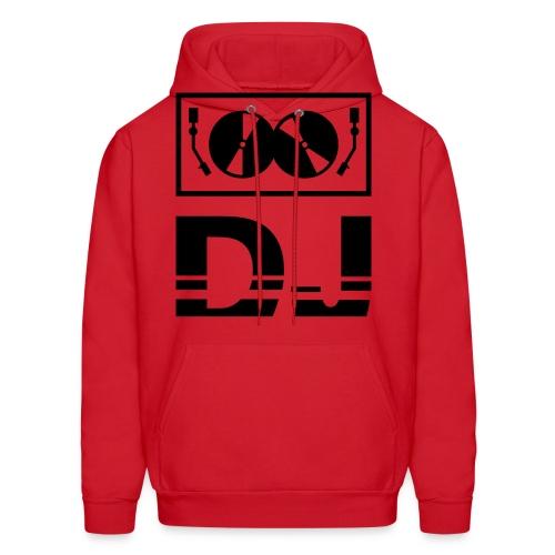 DJ turntable - Men's Hoodie