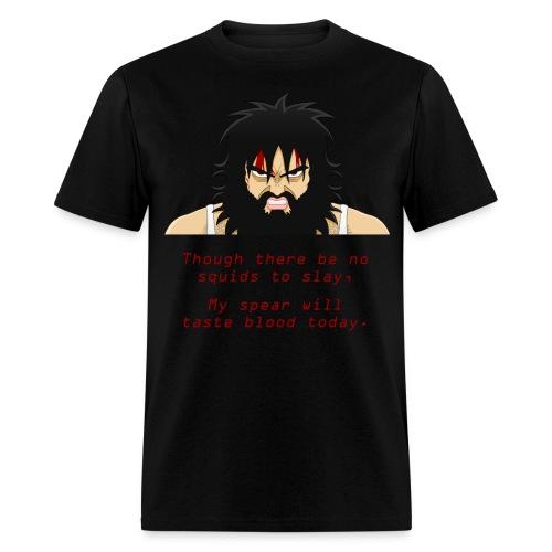 Squids to slay... - Men's T-Shirt