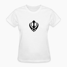 Khanda - High Quality Vector Women's T-Shirts