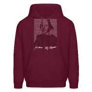 Hoodies ~ Men's Hoodie ~ The Play's the Thing