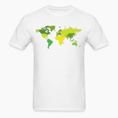 The World - High Quality Design T-Shirts