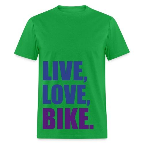 Bike - Men's T-Shirt