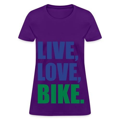 Bike - Women's T-Shirt