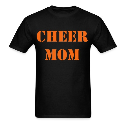 CHEER MOM T-Shirt - Men's T-Shirt