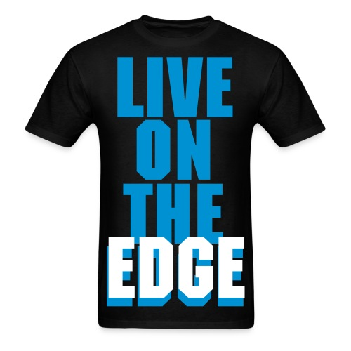 EDGE STACKED - Men's T-Shirt