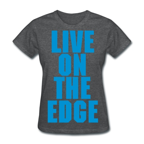 EDGE STACKED - Women's T-Shirt
