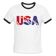 T-Shirts ~ Men's Ringer T-Shirt by American Apparel ~ Article 9890567