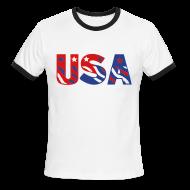 T-Shirts ~ Men's Ringer T-Shirt ~ Article 9890567