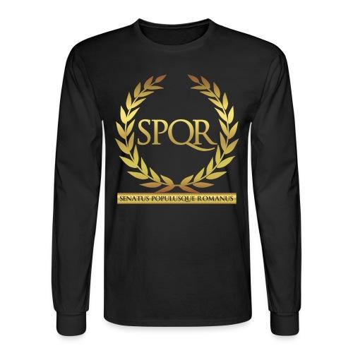 SQPR Long Sleeve - Men's Long Sleeve T-Shirt