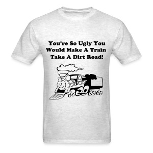 Train - Men's T-Shirt