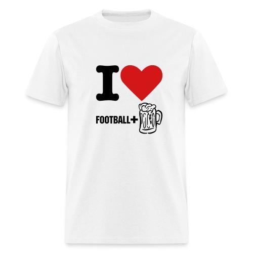 Real Love - Men's T-Shirt