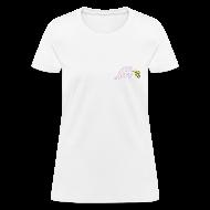 T-Shirts ~ Women's T-Shirt ~ Livermore moms logo shirt small logo