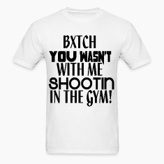 Shootin In The Gym