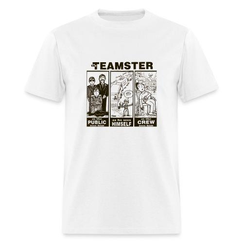 Teamster - standard weight tee - Men's T-Shirt