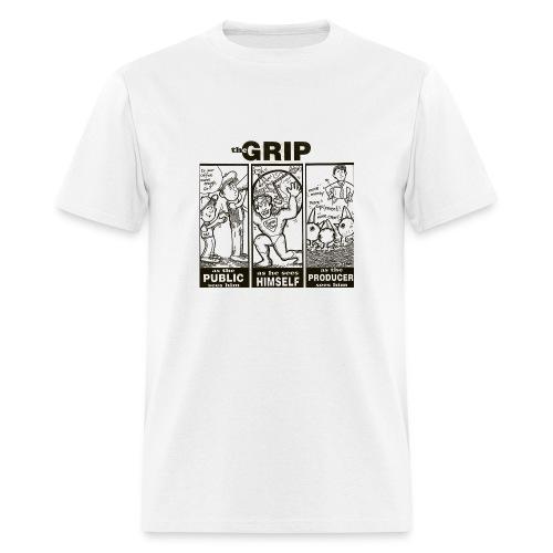 Grip - standard weight tee - Men's T-Shirt