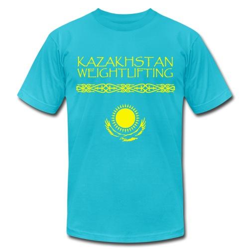 Kazakhstan Weightlifting - Men's  Jersey T-Shirt