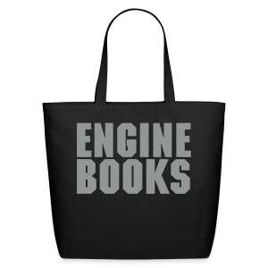 Engine Books Tote - Eco-Friendly Cotton Tote