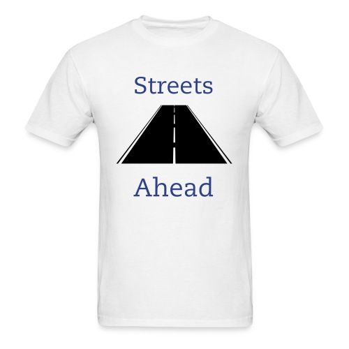 Streets Ahead - Men's T-Shirt