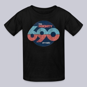 The Mighty 690am - Kids' T-Shirt